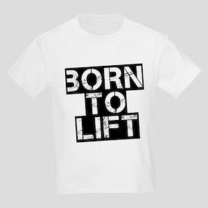 Born to Lift Kids Light T-Shirt