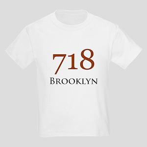 718 Brooklyn Kids Light T-Shirt