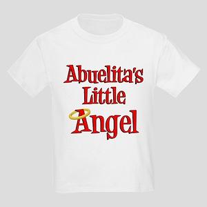 Abuelita's Little Angel Kids Light T-Shirt