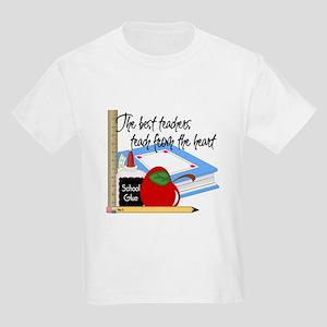 Teach From Heart Kids Light T-Shirt