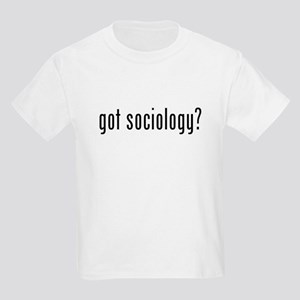 Got Sociology? Kids Light T-Shirt