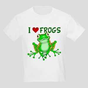 I Love (Heart) Frogs T-Shirt