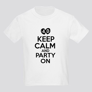 Funny 40 year old gift ideas Kids Light T-Shirt