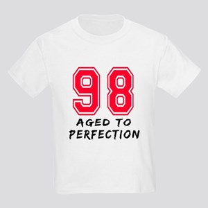 98 Year birthday designs Kids Light T-Shirt