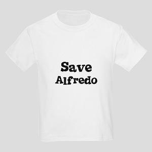 Save Alfredo Kids T-Shirt