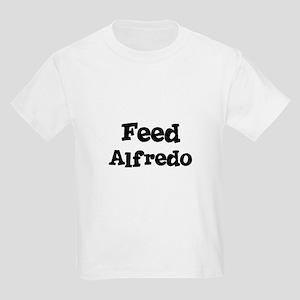 Feed Alfredo Kids T-Shirt