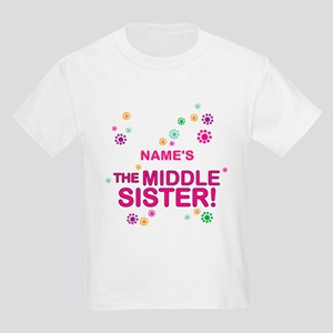 Custom Middle Sister T-Shirt