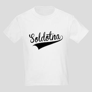 Soldotna, Retro, T-Shirt