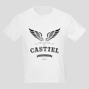 SUPERNATURAL Castiel Vintage T-Shirt