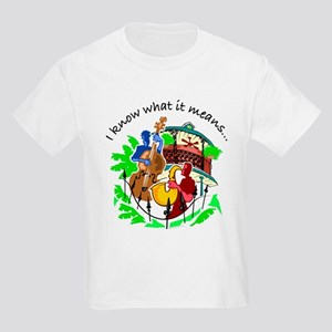 Missing New Orleans: French Q Kids T-Shirt