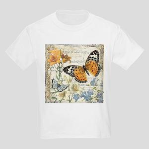 modern vintage butterfly T-Shirt