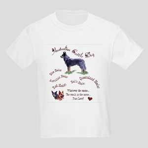 Austalian Cattle Dog Kids T-Shirt