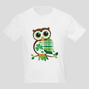 St Patrick's Day Owl T-Shirt