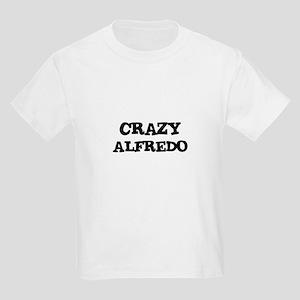 CRAZY ALFREDO Kids T-Shirt
