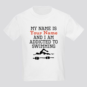 Swimming Addict T-Shirt