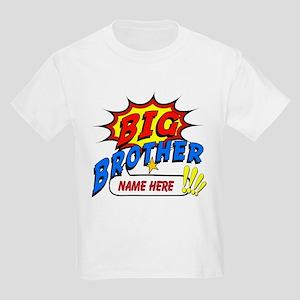 Big Brother Superhero Kids Light T-Shirt