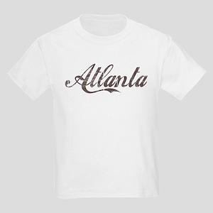 Vintage Atlanta Kids T-Shirt