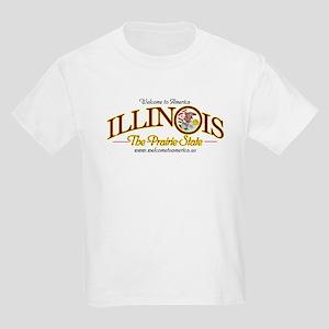 Illinois Kids T-Shirt