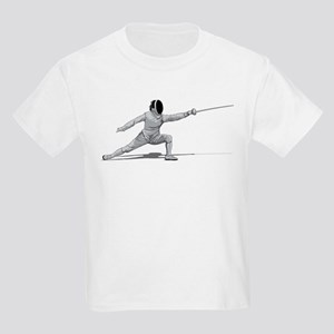 Fencing Kids T-Shirt