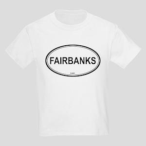 Fairbanks (Alaska) Kids T-Shirt