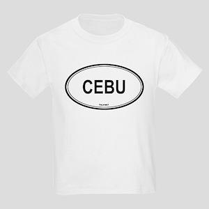 Cebu, Philippines euro Kids T-Shirt