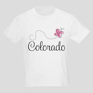 Cute Colorado Kids Light T-Shirt