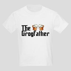 The Grogfather Kids Light T-Shirt