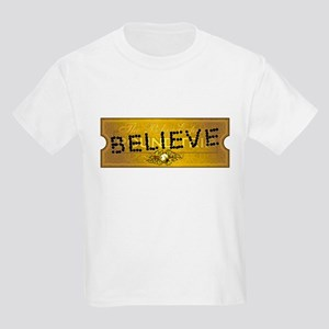 Polar Express Punched Ticket - BELIEVE Kids Light