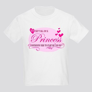I'm the Princess Kids Light T-Shirt