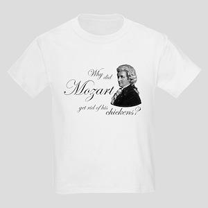 Mozart's Chickens Kids Light T-Shirt