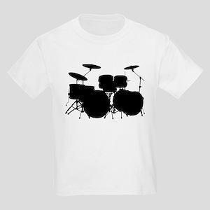 Drums Kids Light T-Shirt