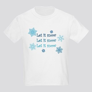 Winter Kids Light T-Shirt