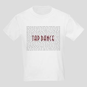 Tap Dance Kids Light T-Shirt