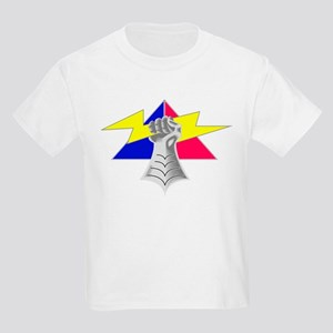 4th Armored Division Kids Light T-Shirt