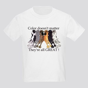 N6 Color Doesn't Matter Kids Light T-Shirt