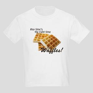Waffles Kids Light T-Shirt