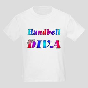 Handbell Diva Kids T-Shirt