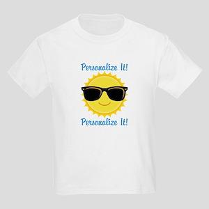 PERSONALIZED Cute Sunglasses Sun T-Shirt