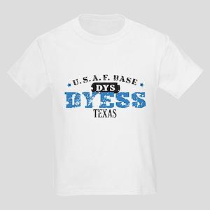 Dyess Air Force Base Kids Light T-Shirt