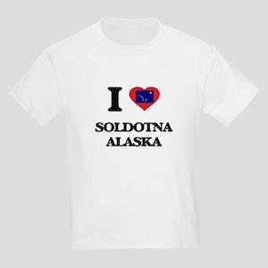 I love Soldotna Alaska T-Shirt