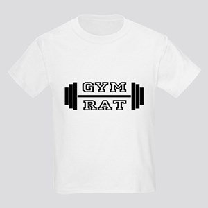 GYM RAT Kids Light T-Shirt