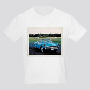 57 Chevy Kids Light T-Shirt