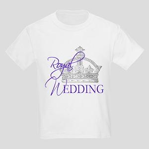 Royal Wedding London England Kids Light T-Shirt