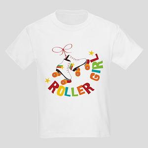 Roller Skate Girl T-Shirt