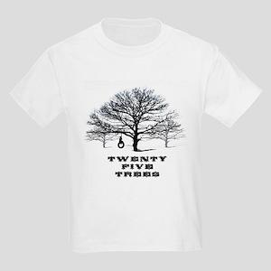 Twenty Five Trees Kids T-Shirt