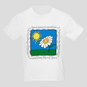 Answer To Prayer Kids Light T-Shirt