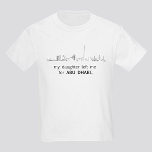 my daughter left me for Abu Dhabi... T-Shirt