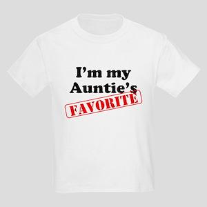 Im My Aunties Favorite T-Shirt