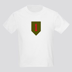 1st Infantry Kids Light T-Shirt