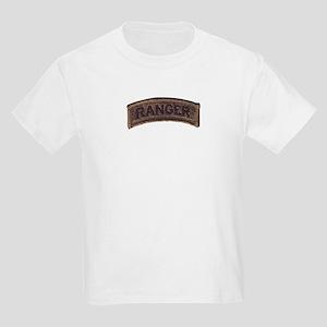 Ranger Tab, Subdued Kids Light T-Shirt